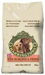 Picture of Harringtons Complete Dog Salmon & Potato 12kg