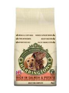 Picture of Harringtons Complete Dog Salmon & Potato 2kg