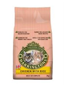 Picture of Harringtons Complete Cat Chicken & Rice 2kg