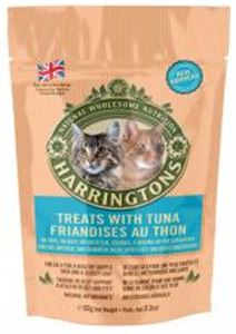 Picture of Harringtons Cat Treats With Tuna 65g