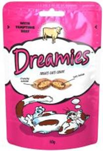 Picture of Dreamies Beef 60g