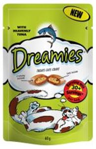 Picture of Dreamies Tuna 60g