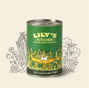 Picture of Lily's Kitchen Slow Cooked Lamb Hotpot 400g