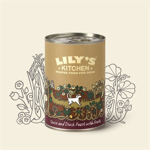 Picture of Lily's Kitchen Great British breakfast 400g