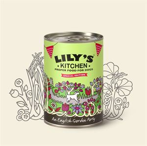 Picture of Lily's Kitchen An English Garden Party 400g