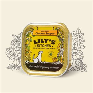 Picture of Lily's Kitchen Organic Chicken Supper 150g