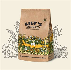 Picture of Lily's Kitchen Organic Chicken With Vegetables Bake 7.5kg