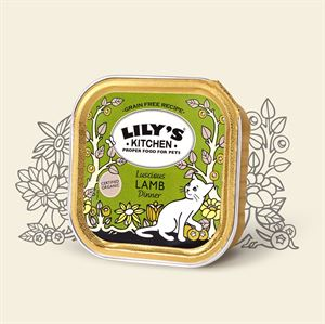 Picture of Lily's Kitchen Organic Lamb Dinner 100g