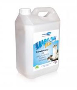 Picture of Enviro-works Wee-away Cat Stain & Odour Remover 5 Litre