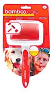 Picture of Bamboo Dog Wire Brush & Combs