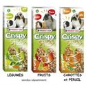 Picture of Vl Crispy Sticks Rabbit & Guinea Pig Vegetables 2pk