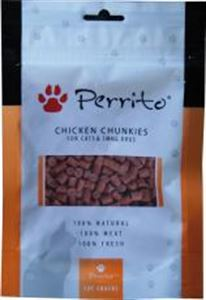 Picture of Perrito 100% Chicken Chunkies 100g
