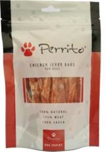 Picture of Perrito 100% Chicken Jerky Bars 100g