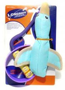Picture of Longshots Ballistic Launcher Set Duck Blue