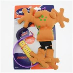 Picture of Longshots Ballistic Launcher Set Frog Orange