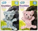 Picture of Knotties Cotton Teddy Bear