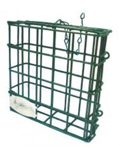 Picture of Alan Titchmarsh Suet Block Feeder 120x120x40mm