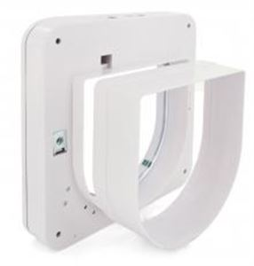 Picture of Staywell Smart Flap Cat Flap Tunnel Extension White