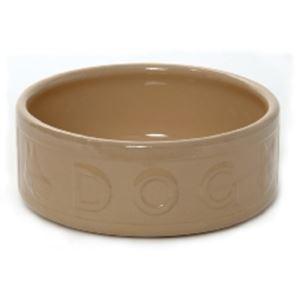 "Picture of Mason Cash Lettered Dog Bowl 18cm (7"")"