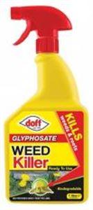 Picture of Glyphosate Weedkiller Rtu 1 Litre