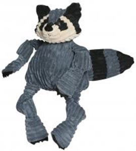 """Picture of Hugglehounds Knottie """"with Tuffut Technology"""" Raccoon Large"""