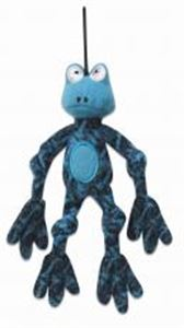 """Picture of Hugglehounds X-brace """"with Tuffut Technology"""" Henri The Frog Large"""