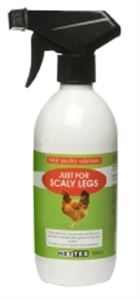 Picture of Net-tex Poultry Just For Scaly Legs 500ml