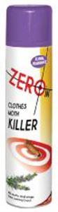 Picture of Zero In Clothes Moth Killer 300ml Aerosol