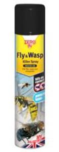 Picture of Zero In Fly & Wasp Killer Aerosol 300ml
