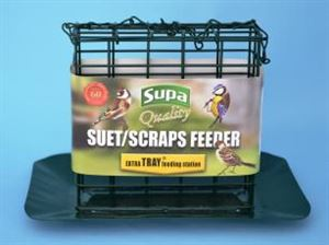 Picture of Supa Premium Suet Block / Scrap Feeder With Tray