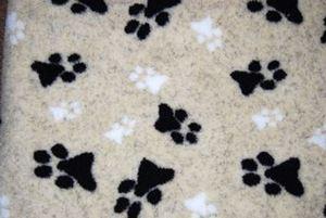"Picture of Fleece Duvet Cream Small 81x61cm (32x24"")"