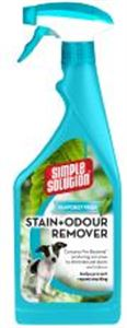 Picture of Simple Solution Stain & Odour Remover Rainforest Fresh 750ml