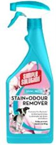 Picture of Simple Solution Stain & Odour Remover Spring Breeze 750ml