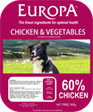Picture of Europa Chicken & Vegetables 395g Tray