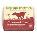 Picture of Natural Instinct Natural Chicken & Lamb 1kg