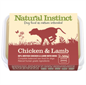 Picture of Natural Instinct Natural Chicken & Lamb 2 x 500g
