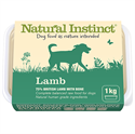 Picture of Natural Instinct Natural Lamb 1kg