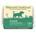 Picture of Natural Instinct Natural Lamb 2 x 500g