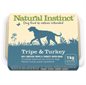 Picture of Natural Instinct Natural Tripe & Turkey 1kg