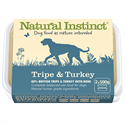 Picture of Natural Instinct Natural Tripe & Turkey 2x500g