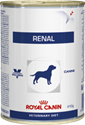 Picture of Royal Canin Renal Dog Wet 12x410g