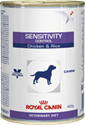 Picture of Royal Canin Sensitivity Control For Dogs - Chicken Wet 12x420g