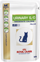 Picture of Royal Canin Moderate Calorie S/O Cat Pouches 48x100g