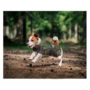 """Picture of Flecta Hi Vis Dog Jacket Camouflage 10"""""""