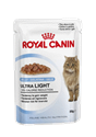 Picture of Royal Canin Ultra Light Pouches In Jelly 85g x 12