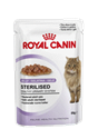 Picture of Royal Canin Cat Adult Sterilised In Jelly 85g x 12