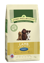 Picture of James Wellbeloved Lamb & Rice Puppy 2kg