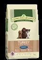 Picture of James Wellbeloved Turkey & Rice Puppy 7.5kg
