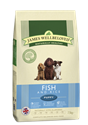 Picture of James Wellbeloved Fish & Rice Puppy 2kg