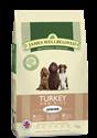 Picture of James Wellbeloved Turkey & Rice Junior 2kg